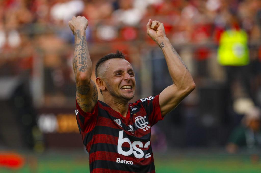 Rafinha Copa Libertadores