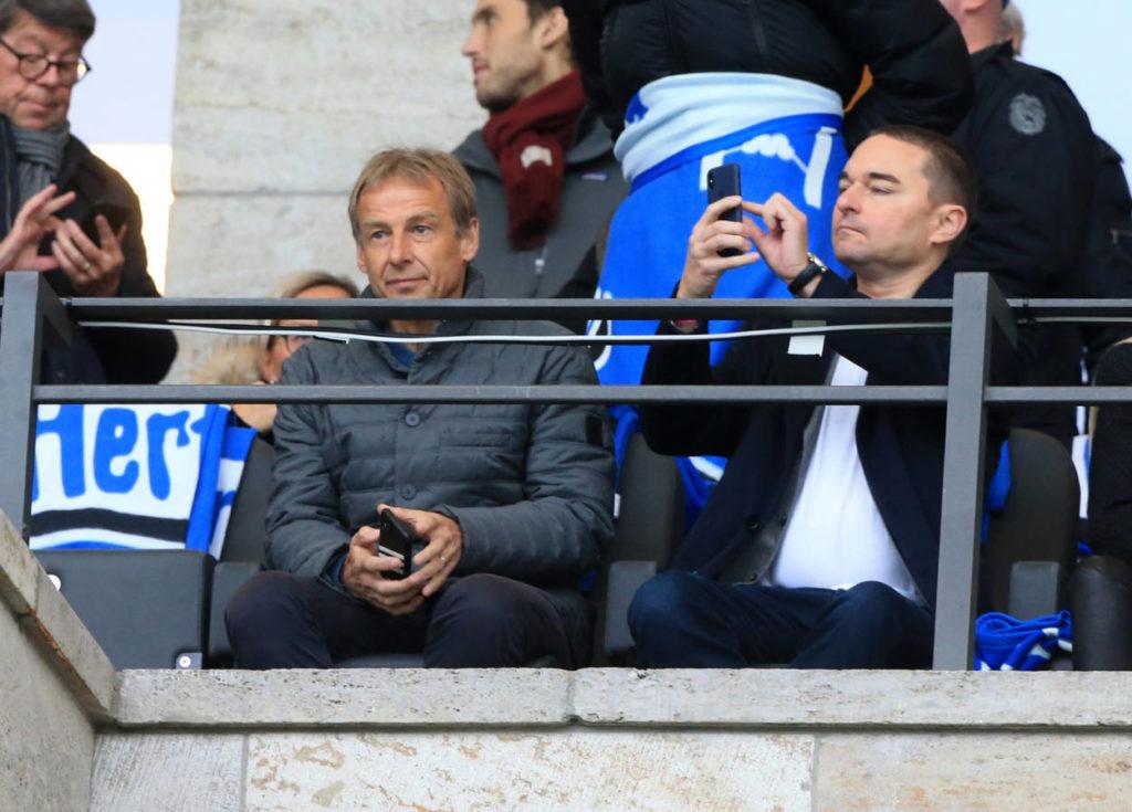 Hertha BSC Jürgen Klinsmann