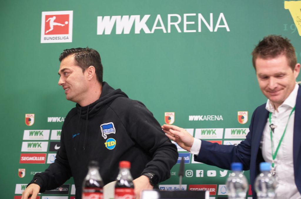 Hertha BSC Covic