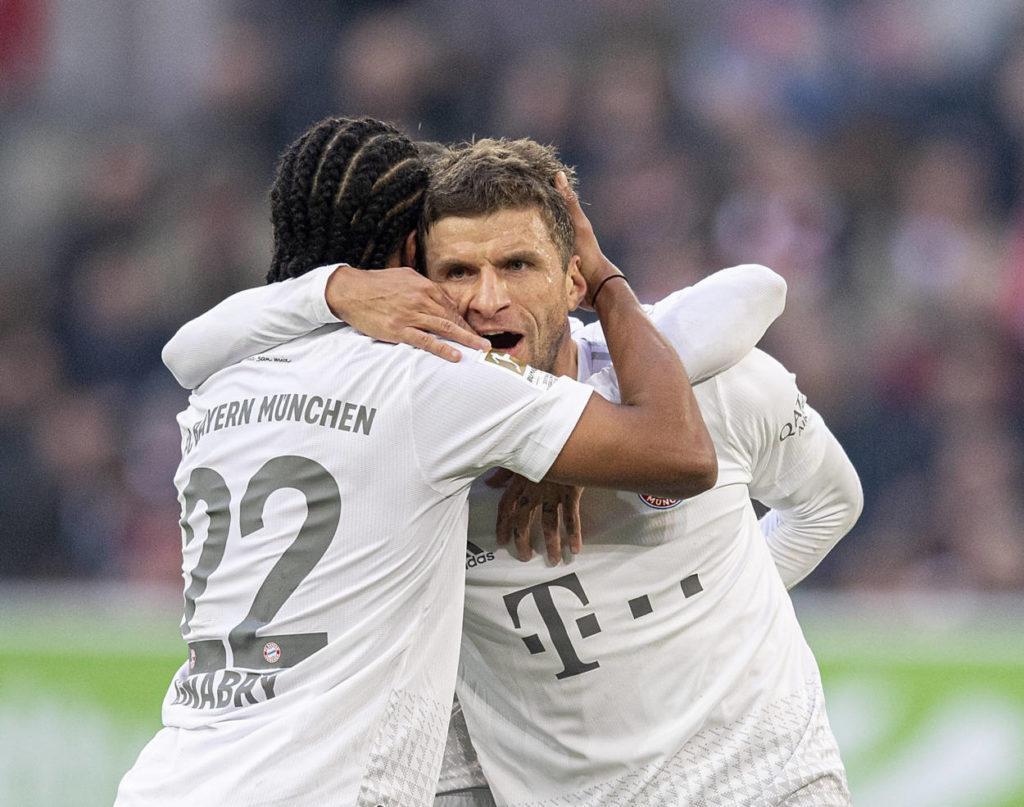 FC Bayern München Thomas Müller