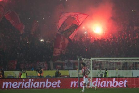 Roter Stern Belgrad Maracana