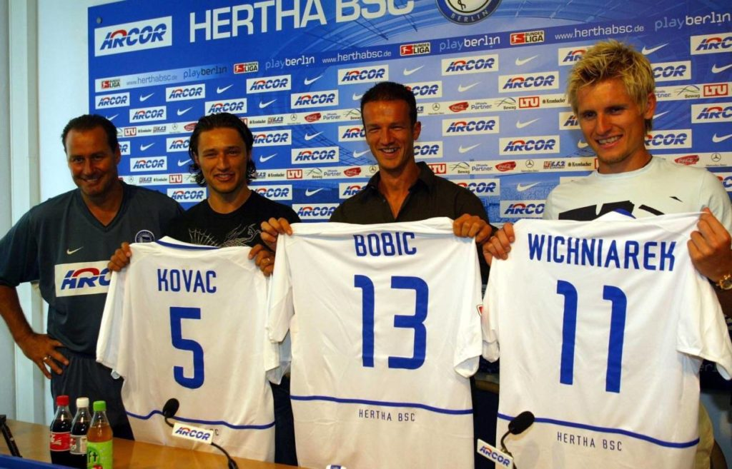 Kovac Hertha BSC