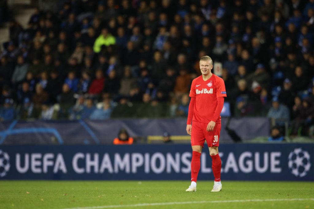 FC Liverpool Salzburg Champions League