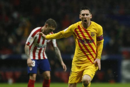Messi reveals the toughest man-marker he has ever faced