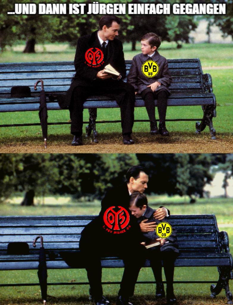 BVB-Meme: Das Klopp-Trauma
