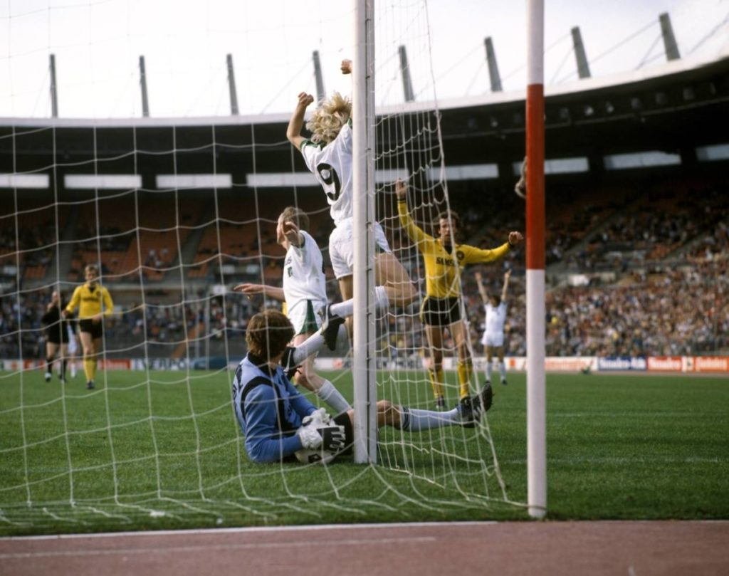 Das legendäre 12:0: Borussia Mönchengladbach deklassiert Borussia Dortmund am letzten Spieltag der Bundesliga-Saison 1977/78 – und wird dennoch nicht Meister!
