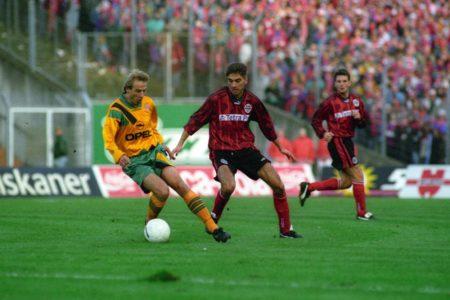 Eintracht Frankfurt FC Bayern München 1995/96