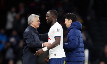 Tottenham Hotspur Heung-Min Son Mourinho