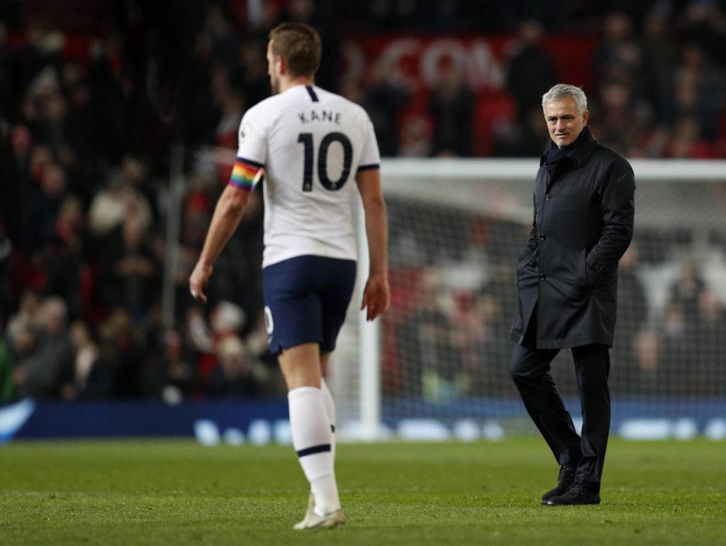 José Mourinho Manchester United Tottenham Hotspur