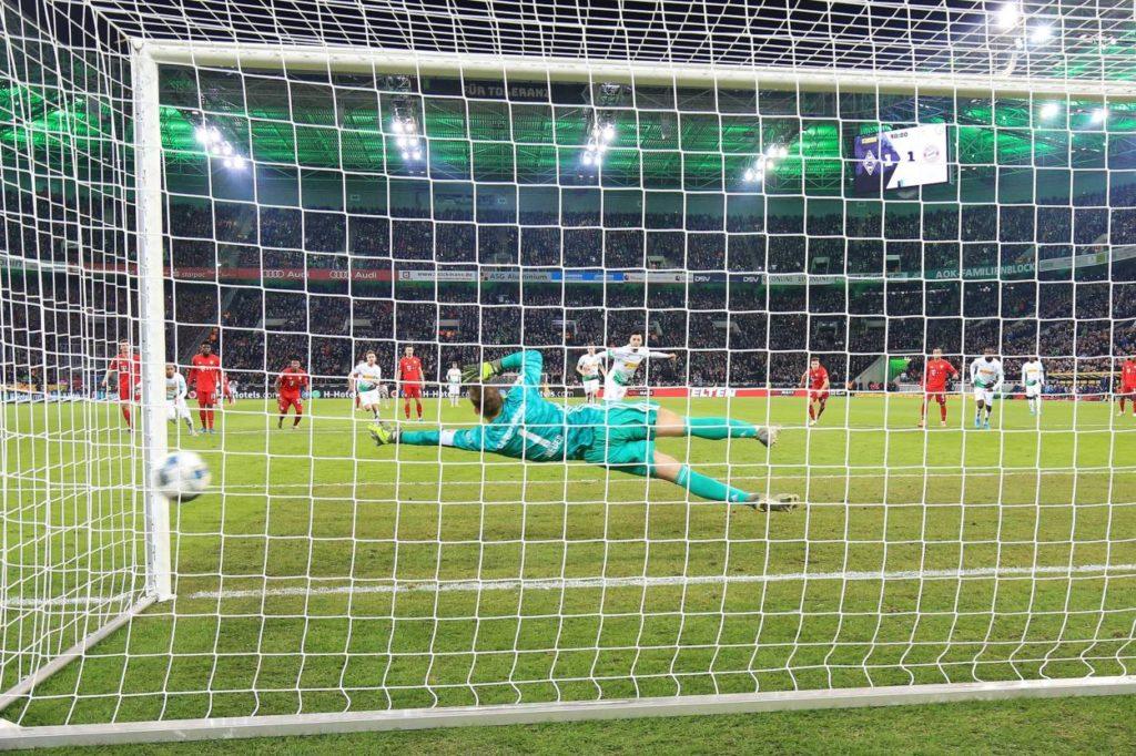 Borussia Mönchengladbach FC Bayern München