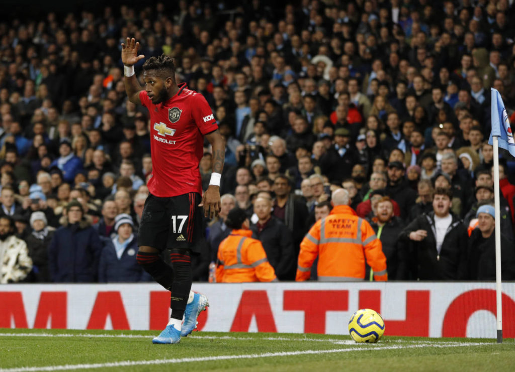 Manchester City Manchester United 1:2