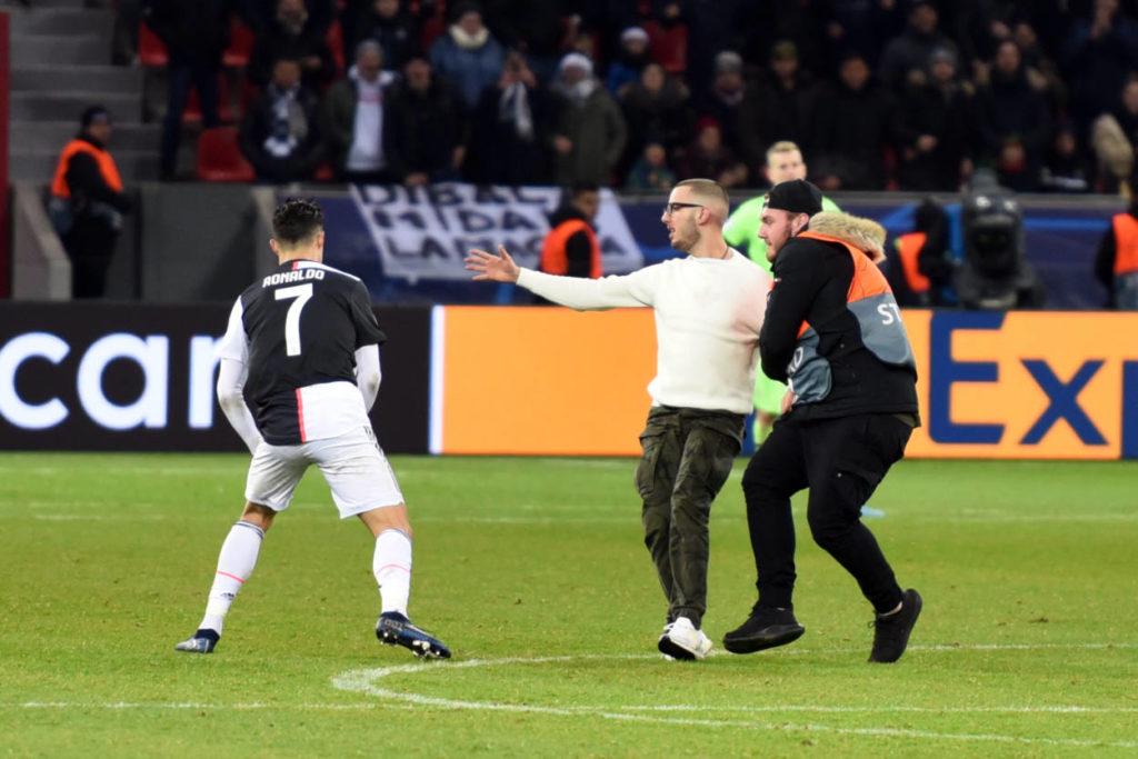 Cristiano Ronaldo Bayer Leverkusen