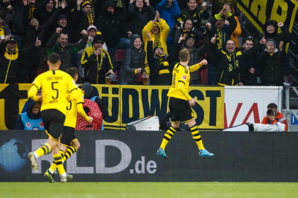 Marco Reus Mainz 05 - Borussia Dortmund 0:4