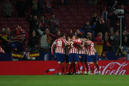 Atlético Madrid CD Osasuna