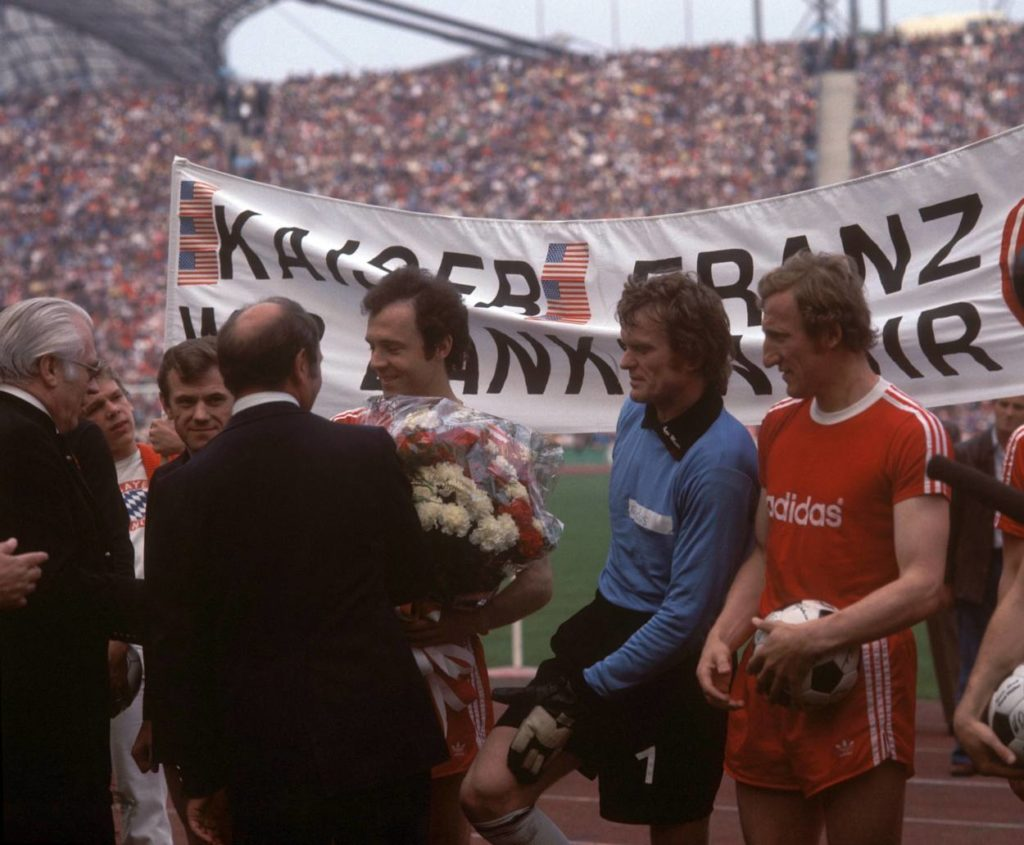 FC Bayern München Franz Beckenbauer