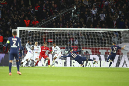 PSG Amiens