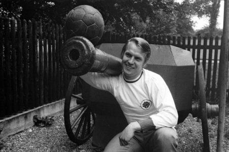 Verstorbene Fußballstars 2019 Lothar Kobluhn