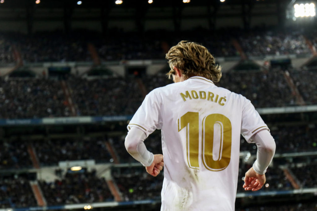 Will Luka Modric leave Real Madrid at the end of his current contract?