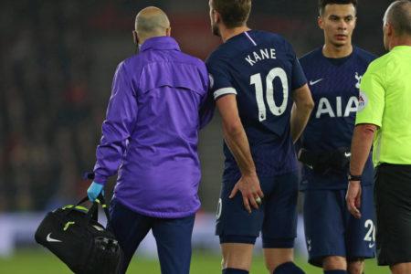 Tottenham Hotspur Harry Kane FC Southampton