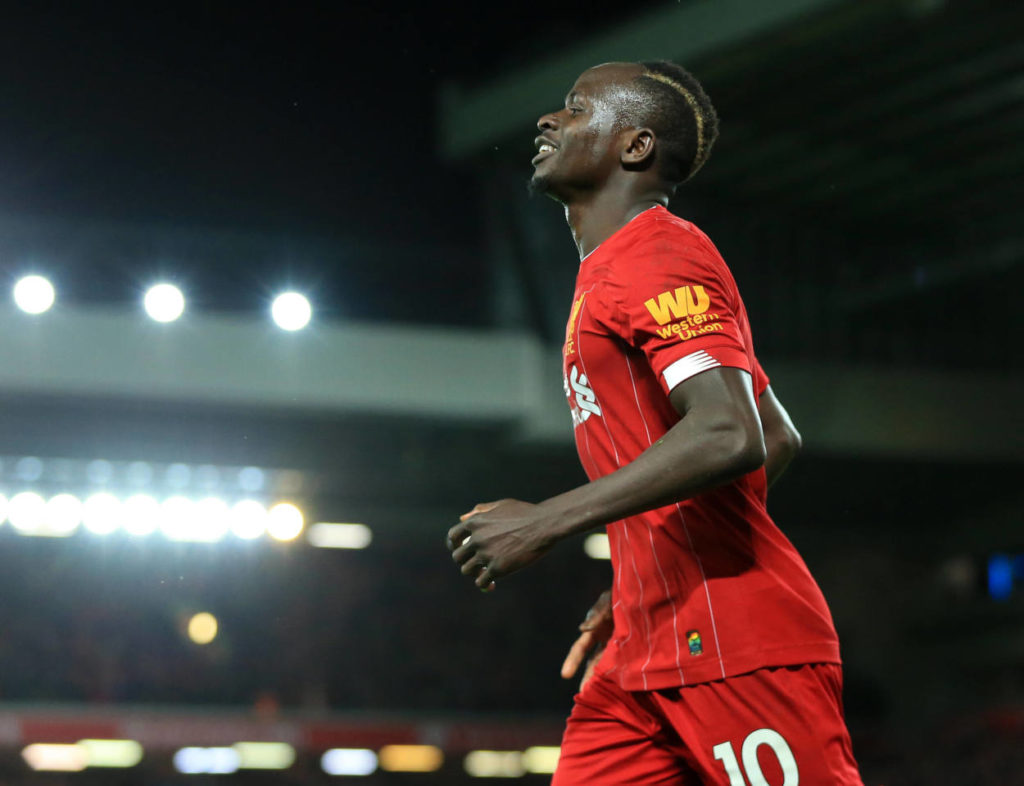 Sadio Mané FC Liverpool Premier League