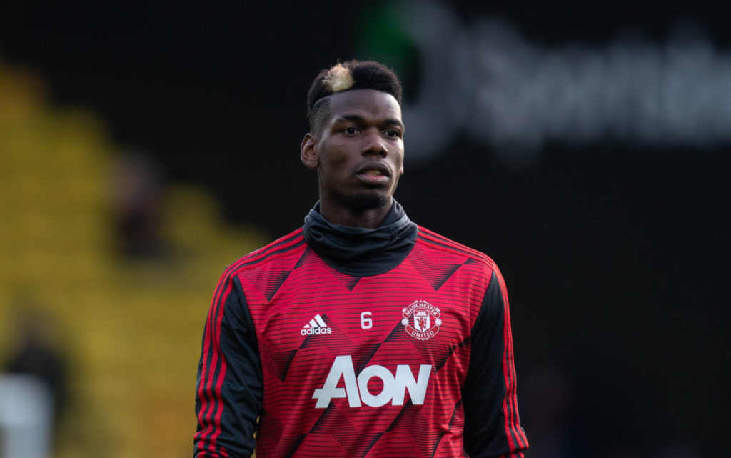Paul Pogba transfer latest in today's Man United news