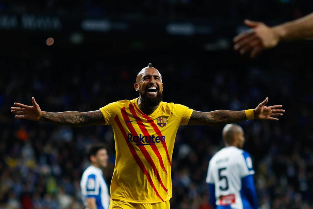 Espanyol Barcelona - FC Barcelona 2:2
