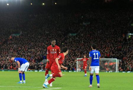 FC Liverpool FC Everton 1:0