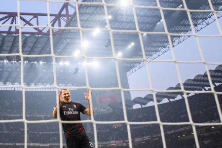 Zlatan Ibrahimovic AC Mailand Sampdoria Genua