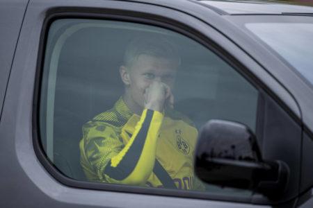 Erling Braut Haaland Borussia Dortmund Marbella