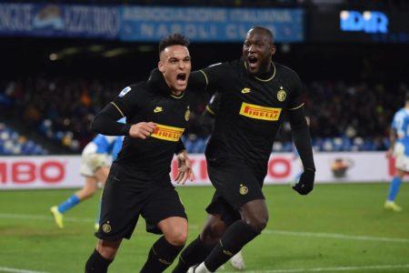 SSC Neapel - Inter Mailand 1:3