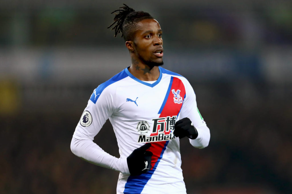 Is Wilfried Zaha leaving Crystal Palace? Forward ignites rumors about his Eagles' future with latest comments