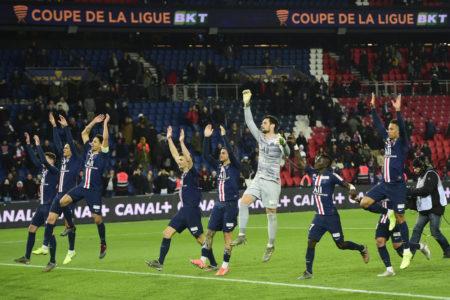 PSG declared Ligue 1 champions