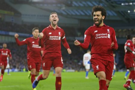 Liverpool look set to win their first Premier League title in almost 30 years