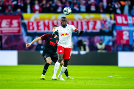 Barcelona chasing RB Leipzig defender in January transfer window