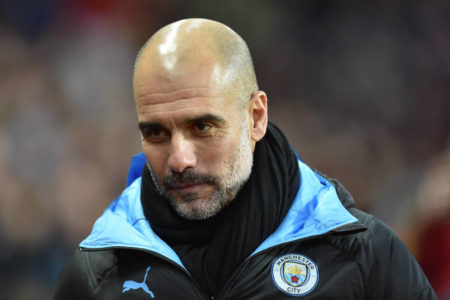 Pep Guardiola, Premier League, Manchester City