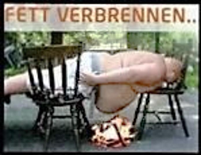 Geniale Tricks: Fett verbrennen