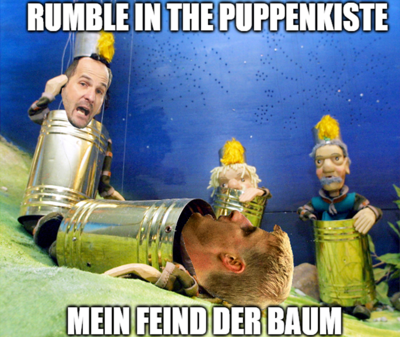FC Augsburg: Vibe Check - Rumble in the Puppenkiste