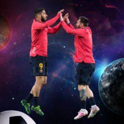 Lionel Messi und Luis Suarez - Das beste Sturmduo der Welt?