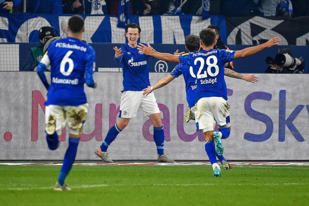 Michael Gregoritsch Rückrundenstart FC Schalke 04