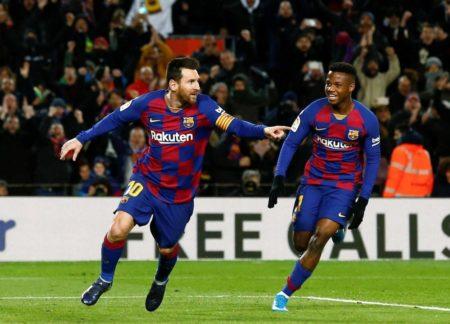 Lionel Messi FC Barcelona - Granada 1:0