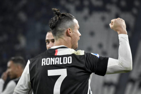 Cristiano Ronaldo Parma Calcio