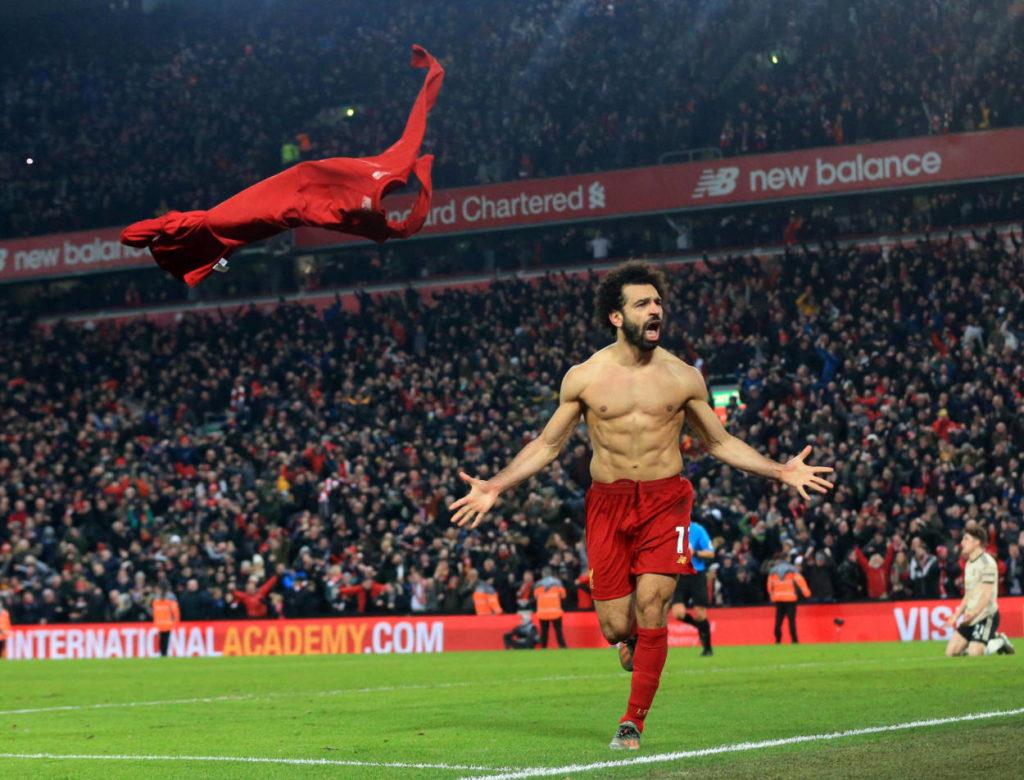 Salah makes Liverpool future declaration