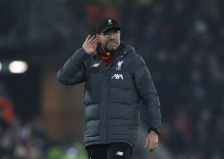 Jürgen Klopp FC Liverpool - Manchester United 2:0