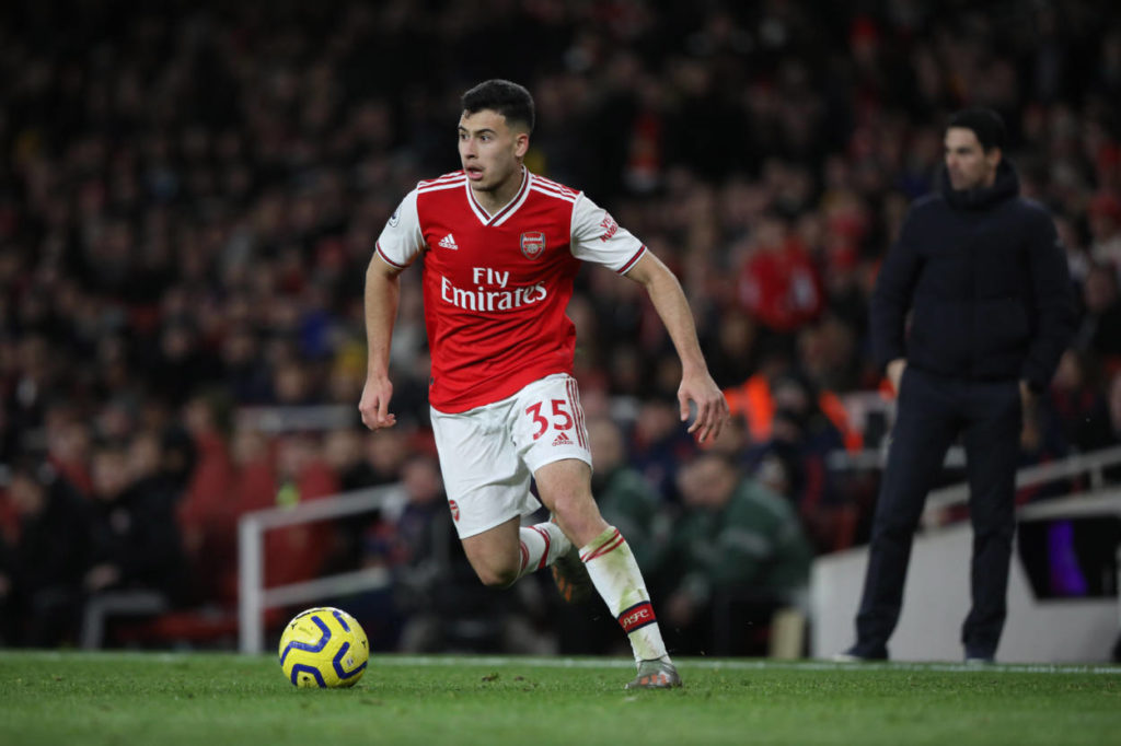 How good is Gabriel Martinelli? Bukayo Saka lifts lid on 'crazy' Arsenal teammate