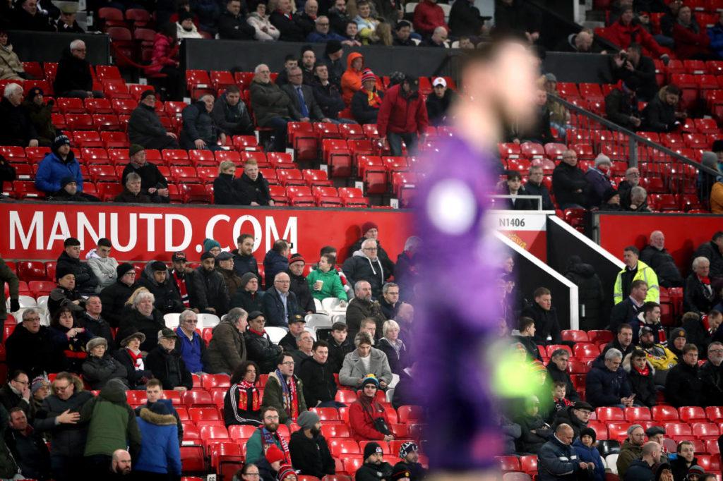 Manchester United - FC Burnley 0:2