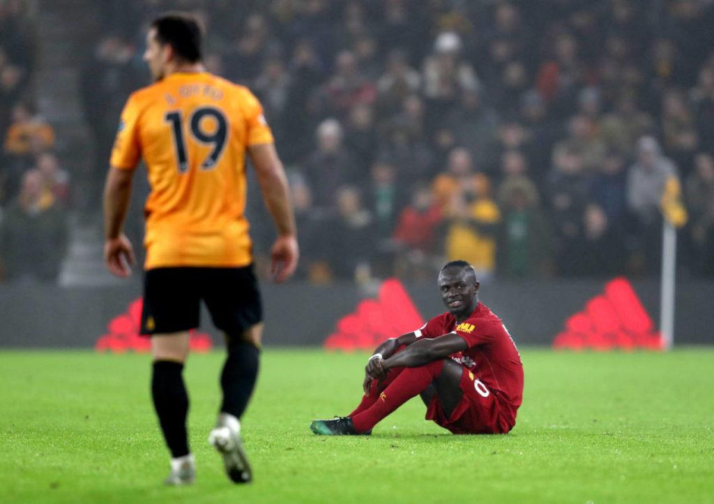 Wolverhampton Wanderers - FC Liverpool 1:2