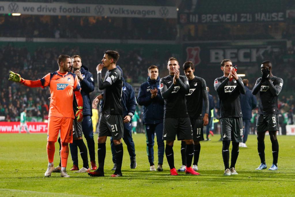 Werder Bremen - 1899 Hoffenheim 0:3