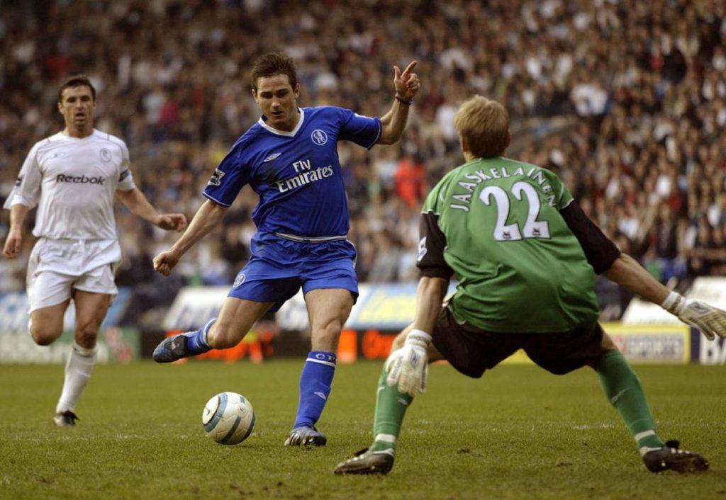 FC Chelsea 2004 Frank Lampard