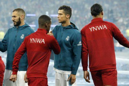 Cristiano Ronaldo FC Liverpool