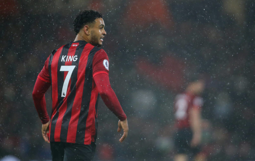 Everton in race to sign Bournemouth striker Joshua King